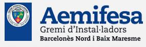 Aemifesa gremio de instaladores Barcelonès Nort y Baix maresme